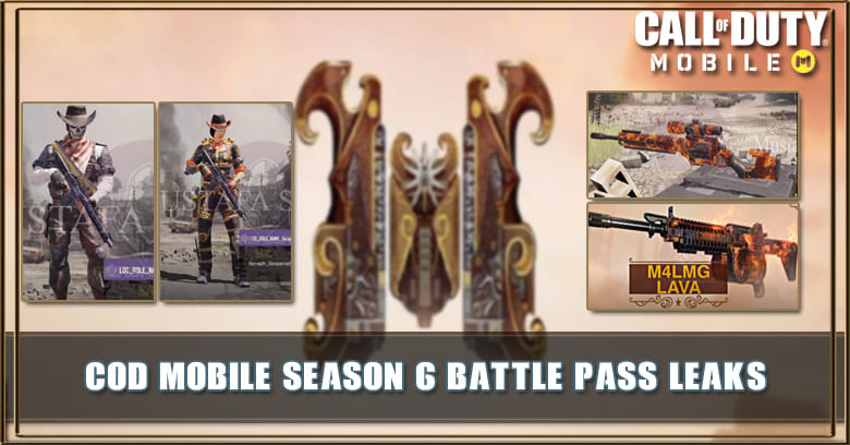 Cod Mobile Season 6 Battle Pass Leaks New Characters Rewards And More Zilliongam