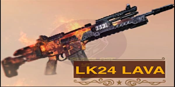 COD Mobile Season 6 Battle Pass Leaks: LK24 Lava - zilliongamer