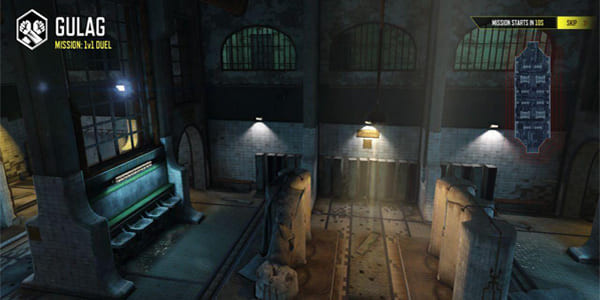 COD Mobile Season 7 Leaks: New map Gulag - zilliongamer