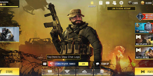 call of duty mobile skins season 7