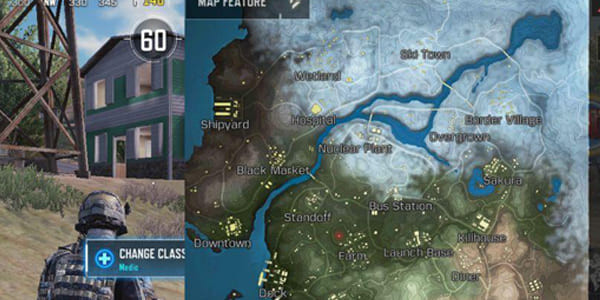COD Mobile Season 7 Leaks: Battle Royale New Location - zilliongamer