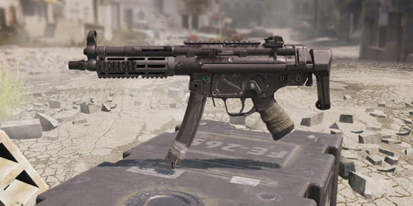 COD Mobile Season 7 Leaks: New Gun QQ9 SMG - zilliongamer