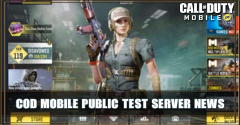 COD Mobile Test Server: 2v2 Gamemode, Meltdown map, and New Scorestreak