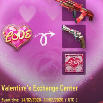 COD Mobile Valentine Exchange Center - zilliongamer