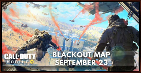 CODM Blackout is coming in September 23