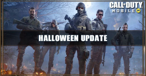 Call of Duty Mobile Halloween Update