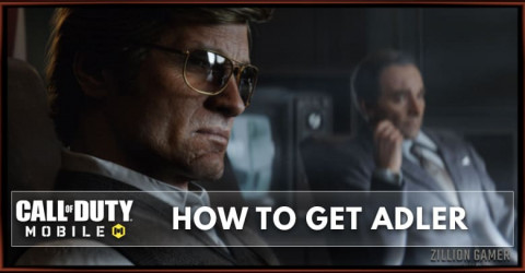 How to get Adler in Call of Duty Mobile For Free