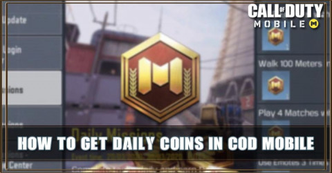 How to get Daily Coin in COD Mobile: Unlock HVK-30, Characters, and more