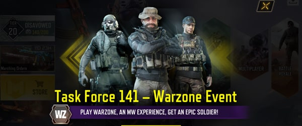 How To Get Warzone Coin In Cod Mobile Unlock Gaz Price Or Ghost
