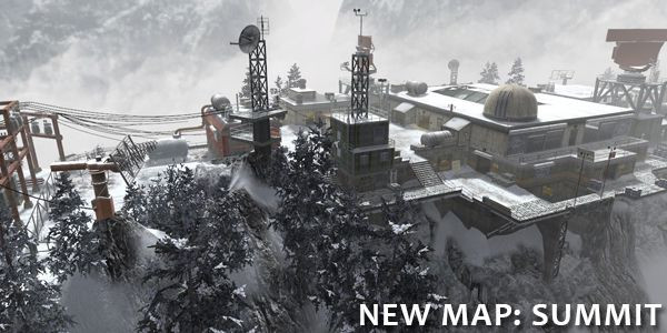 Call of Duty Mobile New map: Summit - zilliongamer