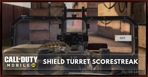COD Mobile Shield Turret Scorestreak Guide