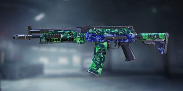 COD Mobile AK117 Afterlife skin - zilliongamer
