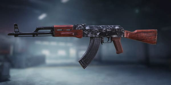 COD Mobile AK47 Skin: Corpser Digger - zilliongamer