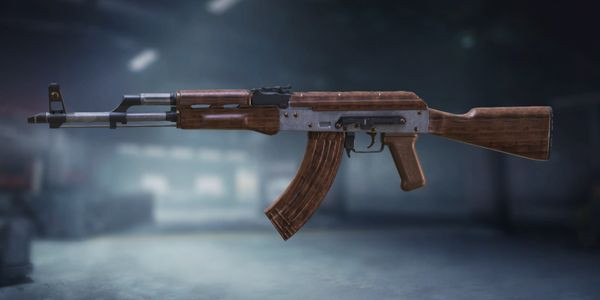 COD Mobile AK47 Skin: Frontier - zilliongamer