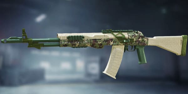 ASM10 Canvas skin in Call of Duty Mobile.
