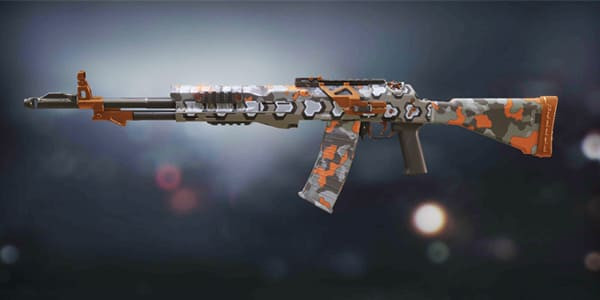 ASM10 Isometric skin in Call of Duty Mobile.