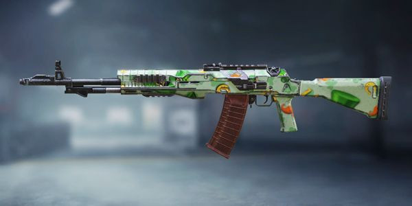 COD Mobile ASM10 St.Patrick's Day Skin - zilliongamer