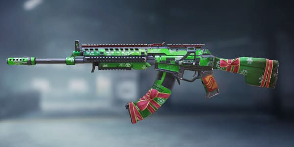 COD Mobile KN-44 Skin: Giftwrapped - zilliongamer