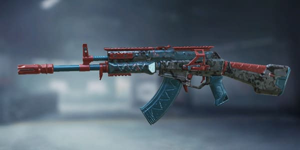COD Mobile KN-44 Skin: Haunted - zilliongamer