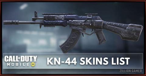 KN-44 Skins List