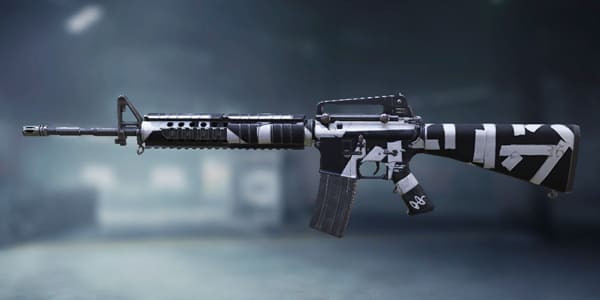 Call of Duty Mobile M16: White Lies - zilliongamer