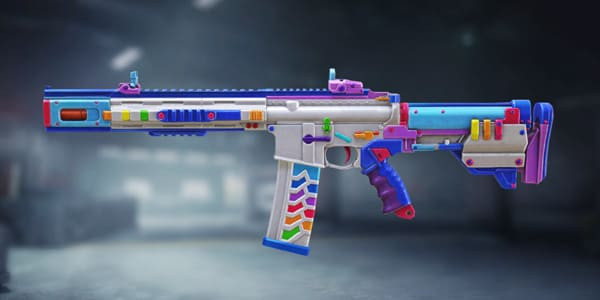 COD Mobile M4 Skin: Enchanted Carbine - zilliongamer