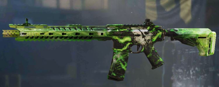 M4 skins G-Series in Call of Duty Mobile. - zilliongamer