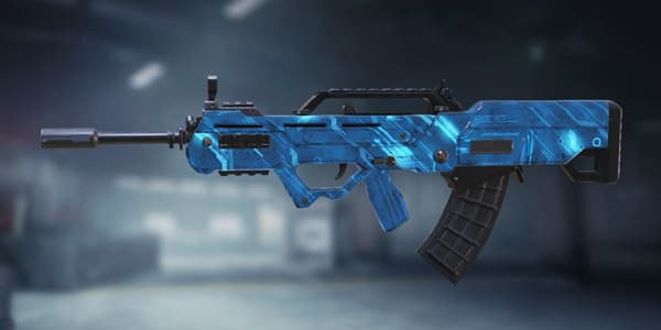 COD Mobile Type 25 - Cyberspace skin - zilliongamer