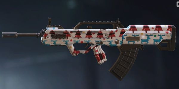 Type 25 Skin Reindeer | Call of Duty Mobile - zilliongamer