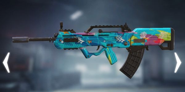 Type 25 Skin Tropical | Call of Duty Mobile - zilliongamer