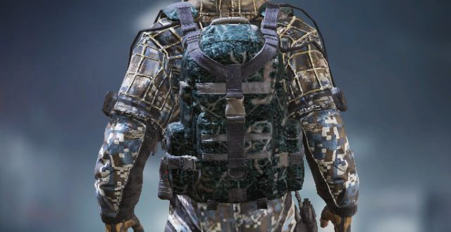 Backpack Skin Ancient Rune in Call of Duty Mobile - zilliongamer