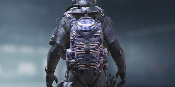 COD Mobile Backpack Commonwealth skin - zilliongamer
