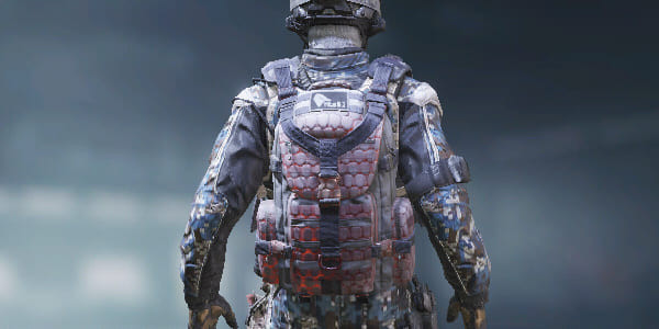 COD Mobile Backpack Magmacomb skin - zilliongamer