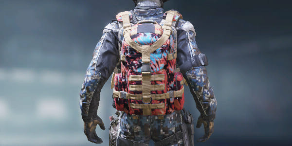 COD Mobile Backpack Shipwrecked skin - zilliongamer