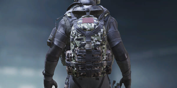 COD Mobile Backpack Adaptable skin - zilliongamer