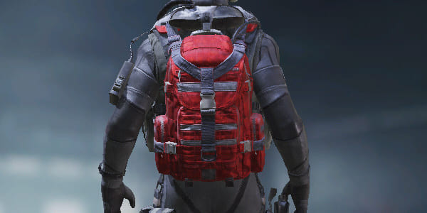 COD Mobile Backpack Bolted Metal skin - zilliongamer