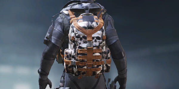 COD Mobile Backpack Catacombs skin - zilliongamer