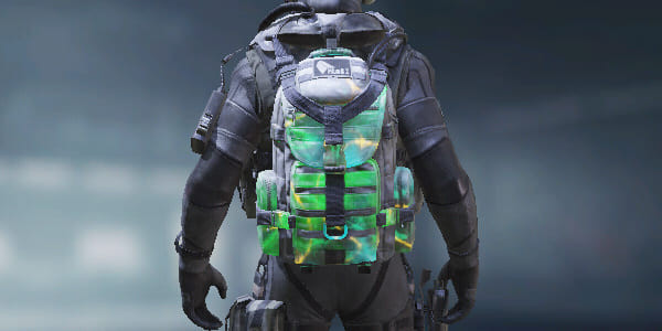 COD Mobile Backpack Cosmos skin - zilliongamer