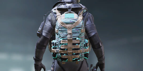 COD Mobile Backpack Crossed Cables skin - zilliongamer