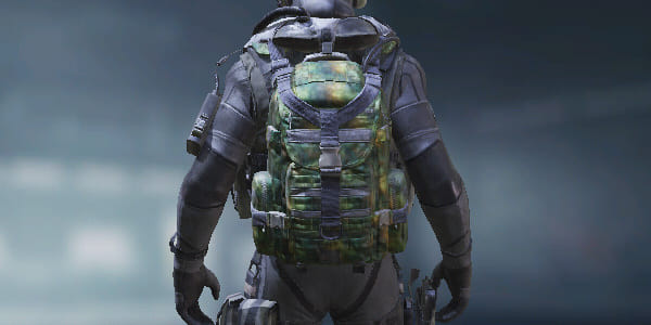 COD Mobile Backpack Decay skin - zilliongamer