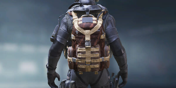 COD Mobile Backpack Desolate skin - zilliongamer