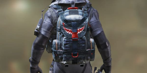 COD Mobile Backpack Dive Bomb skin - zilliongamer