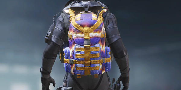 COD Mobile Backpack Hearth skin - zilliongamer