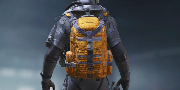 COD Mobile Backpack Honeycomb skin - zilliongamer