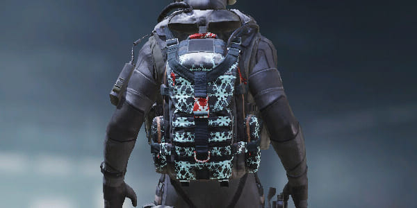 COD Mobile Backpack Ice Crystal skin - zilliongamer