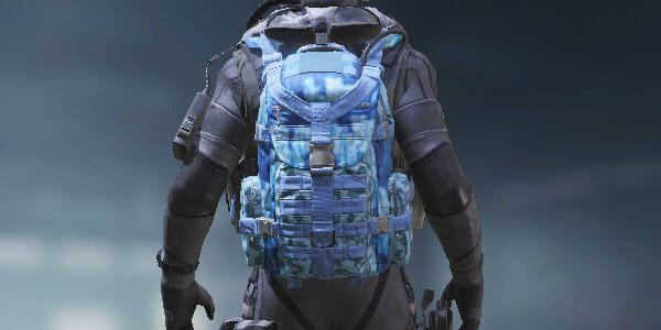 COD Mobile Backpack Icefall skin - zilliongamer