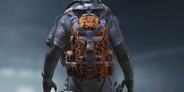 COD Mobile Backpack Monarch skin - zilliongamer