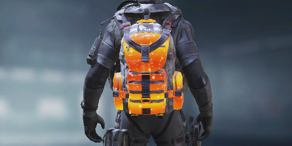 COD Mobile Backpack Nuclear Fallout skin - zilliongamer