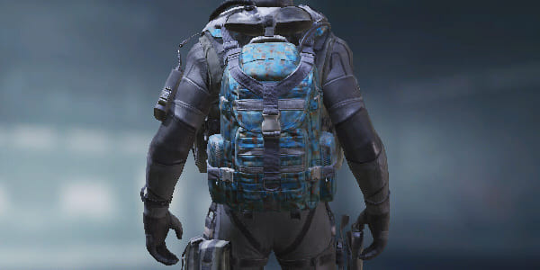 COD Mobile Backpack Oxidized skin - zilliongamer