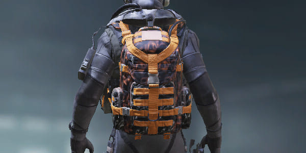 COD Mobile Backpack Radio Current skin - zilliongamer